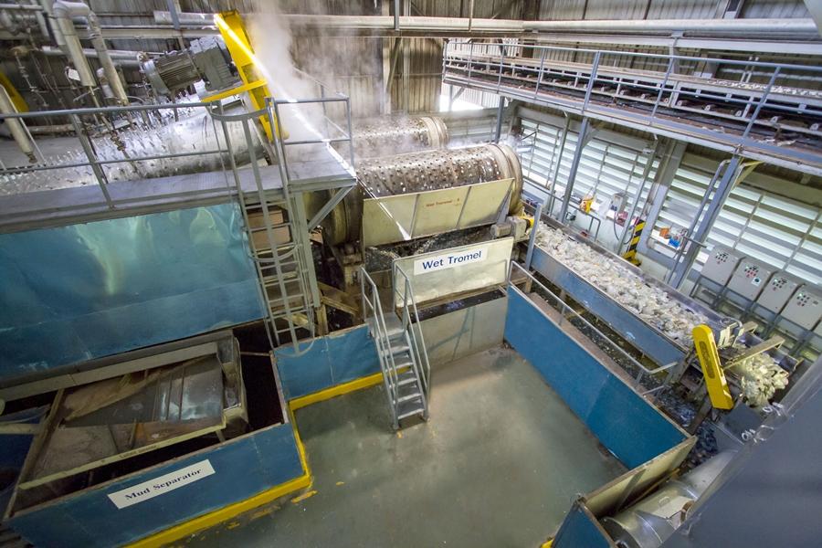 โรงงานอินโดรามา โพลีเอสเตอร์ อินดัสตรี้ส์