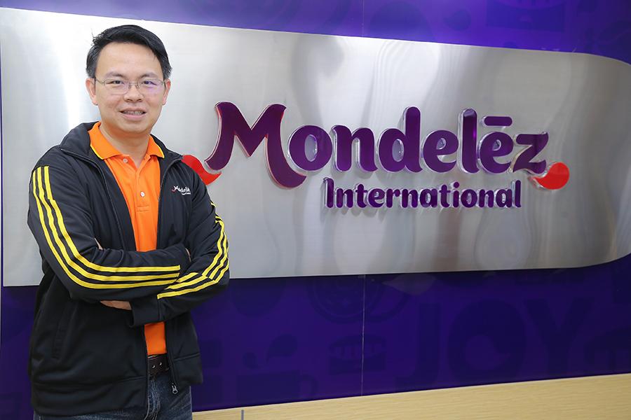 จิรพงษ์ เจริญศรี ผู้จัดการโรงงานบริษัท มอนเดลีซ อินเตอร์เนชันแนล (ประเทศไทย) จำกัด