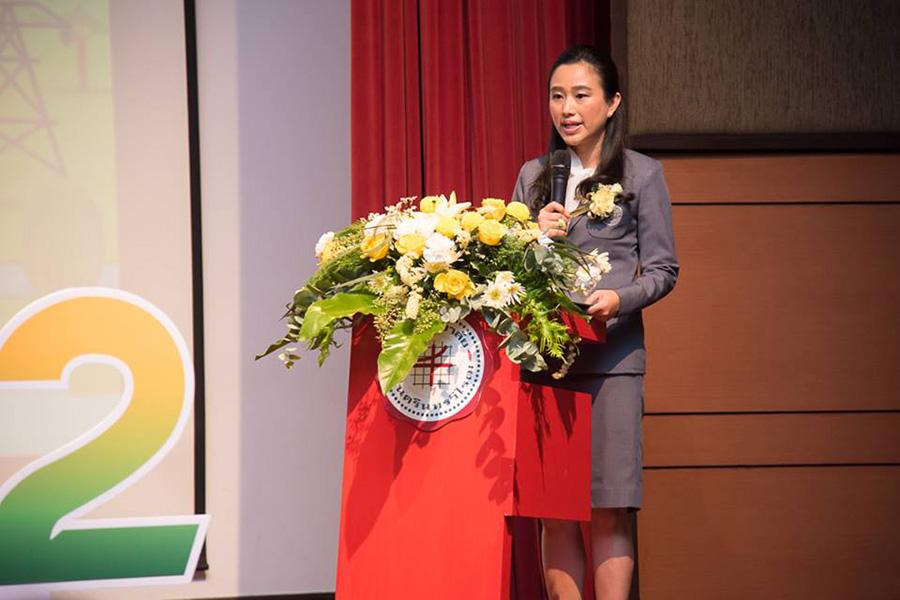 ผศ.ดร.จรรยา ดาสา ผู้อำนวยการศูนย์วิทยาศาสตรศึกษา คณะวิทยาศาสตร์ มหาวิทยาลัยศรีนครินทรวิโรฒ (มศว)