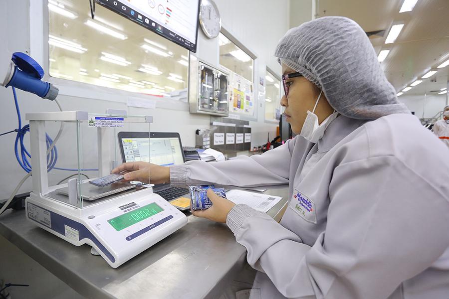 โรงงานมอนเดลีซอินเตอร์เนชันแนลนิคมอุตสาหกรรมลาดกระบัง